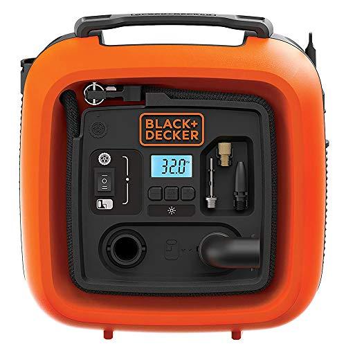 Black+Decker 11.0 Bar/12V-Kompressor/...