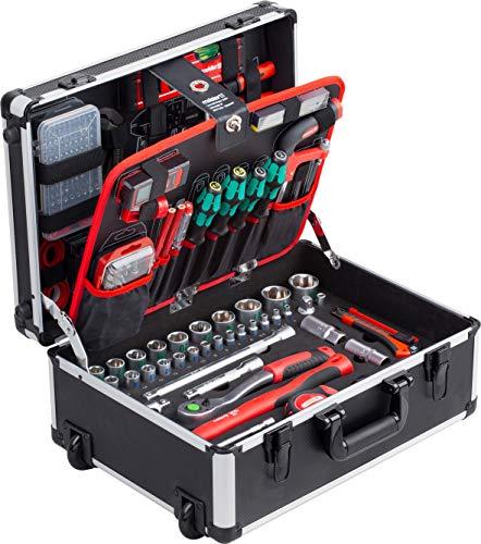 Meister Werkzeugtrolley 238-teilig - Mit...