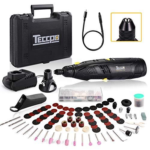 TECCPO Akku Multifunktionswerkzeug, 12V...