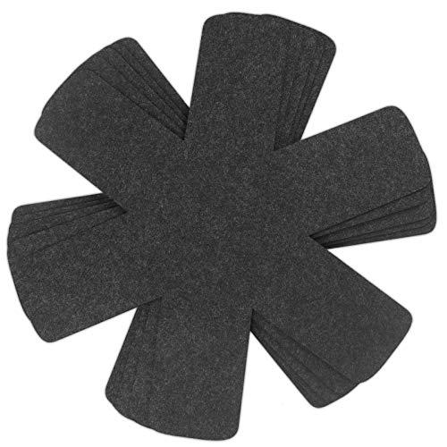 Stapelschutz Pfannenschutz - YeeStone 5er Set...