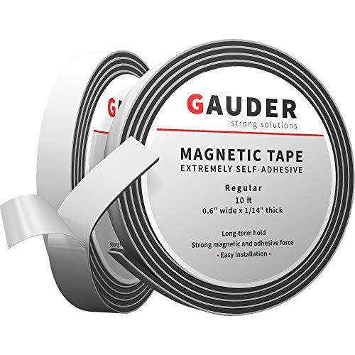 GAUDER Magnetband selbstklebend |...