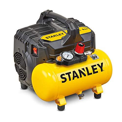 Stanley 100/8/6 Silent Air Compressor DST...