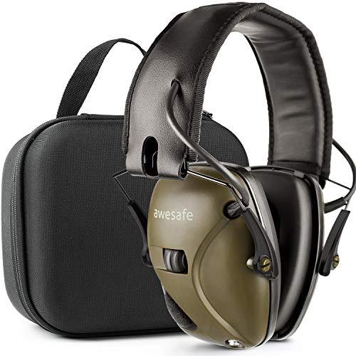 Awesafe Gehörschutz für Schießstand,...