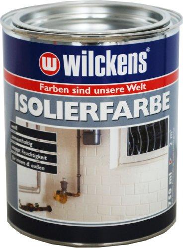 Wilckens Isolierfarbe, weiß, 750 ml...