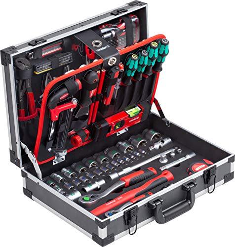 Meister Werkzeugkoffer 131-teilig - Mit...