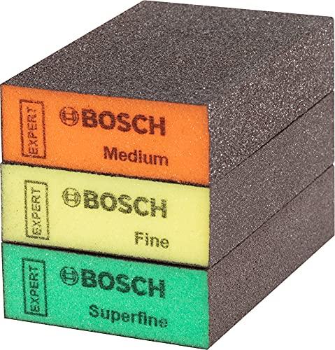 Bosch Professional 3x Expert S471 Standard...