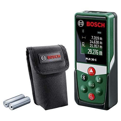 Bosch Entfernungsmesser PLR 30 C (mit...