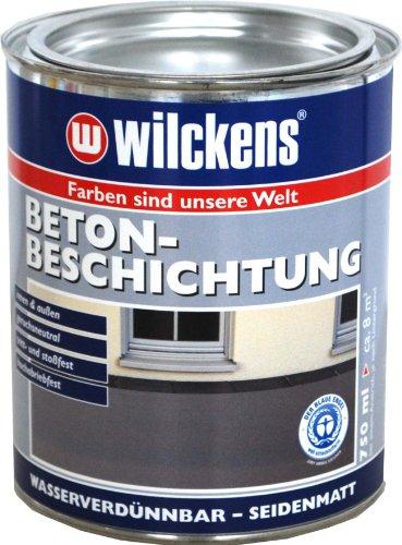 Wilckens Betonbeschichtung LF, RAL 7001, 750...