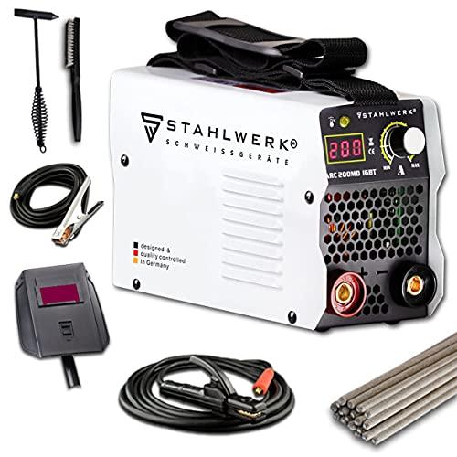 STAHLWERK ARC 200 MD IGBT - Schweißgerät DC...