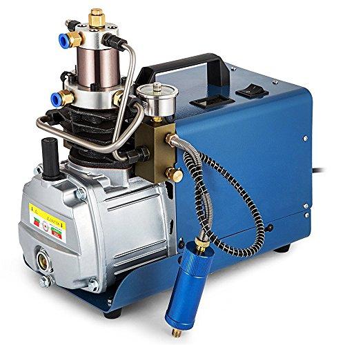 TOPQSC Hochdruck Luftkompressor Pumpe...
