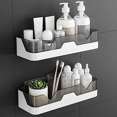 EigPluy 2 Stück Badezimmer Regal, Ohne...