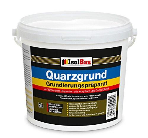 15 kg Quarzgrund Putz Grundierung Putzgrund...