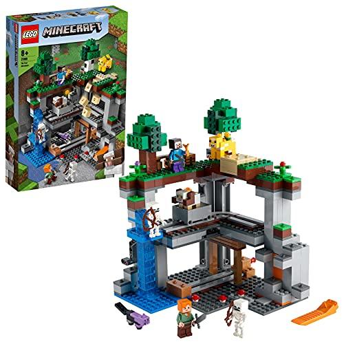 LEGO 21169 Minecraft Das erste Abenteuer...