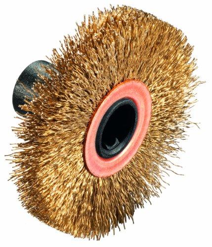 Bosch 10 mm Bürste vermessingt