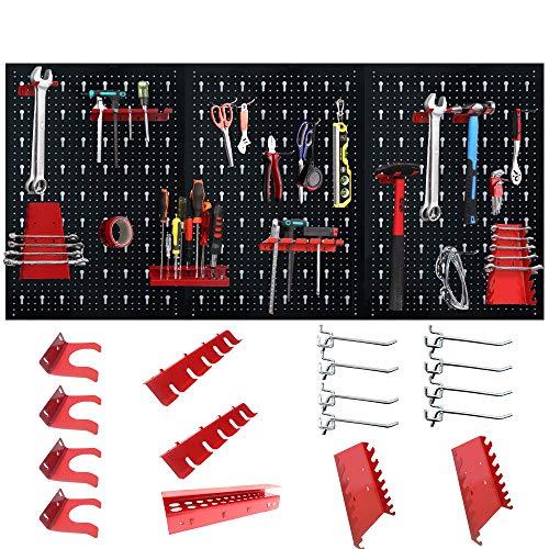 LZQ Werkzeuglochwand Werkzeugwand Lochwand...