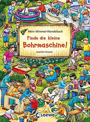 Mein Wimmel-Wendebuch – Finde die kleine...